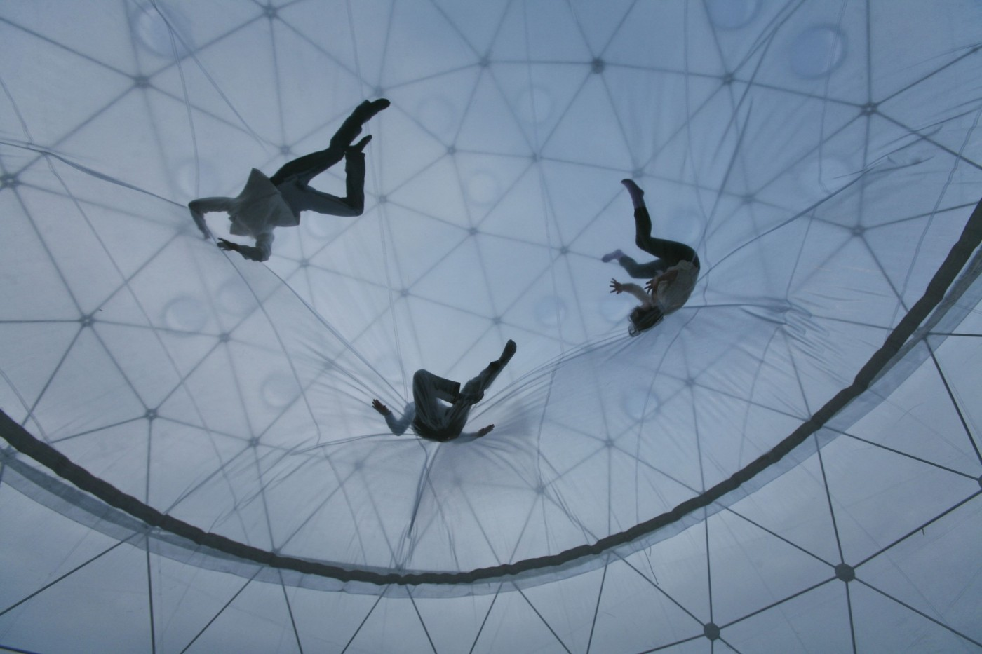 Tomàs Saraceno, Cloud Cities Project