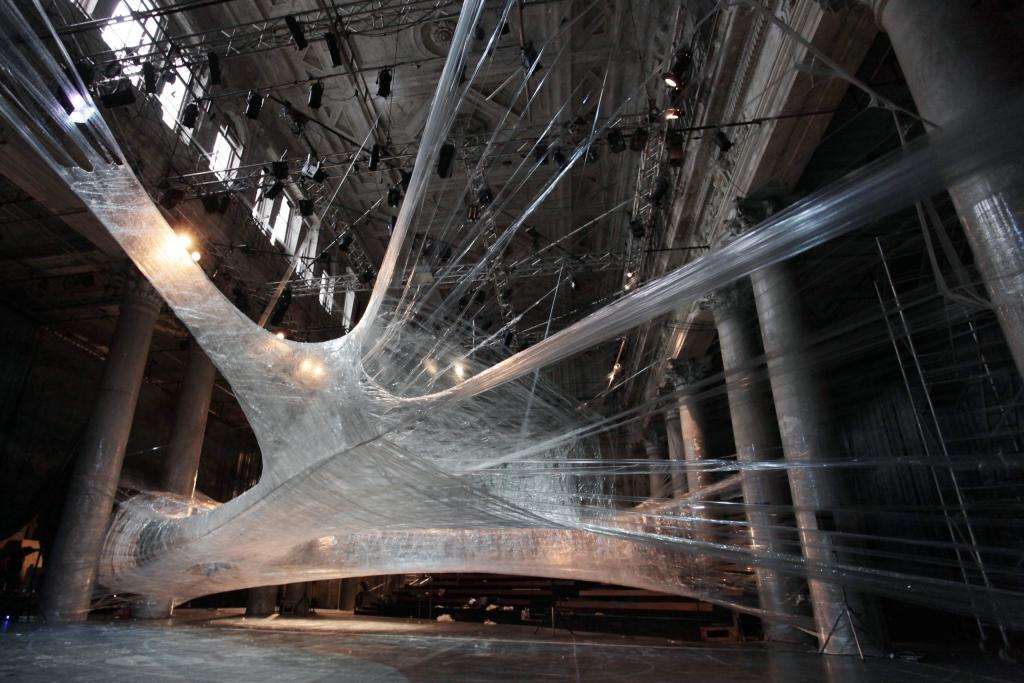 Tape Vienna installation by Numen/For Use in 2010